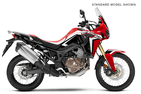 2017 Honda Africa Twin DCT in Redding, California