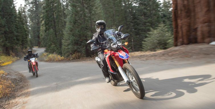 2017 Honda CRF250L Rally in Fontana, California