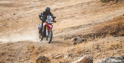 2017 Honda CRF250L Rally in Las Cruces, New Mexico