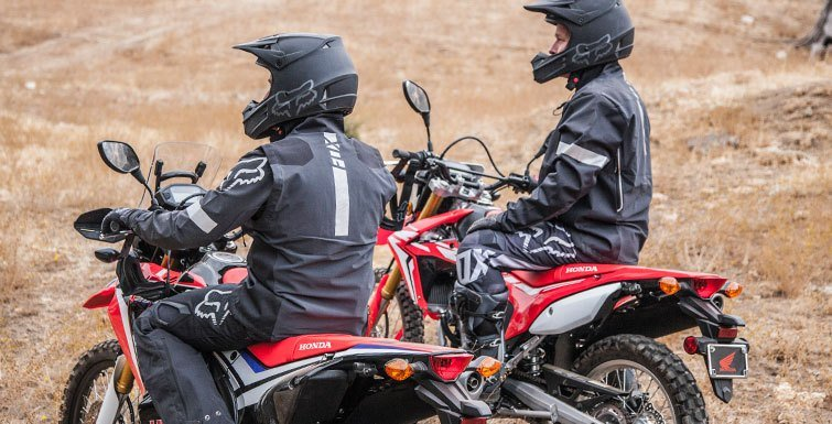 2017 Honda CRF250L Rally in Twin Falls, Idaho