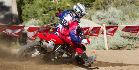 2017 Honda CRF150R Expert in Wichita Falls, Texas