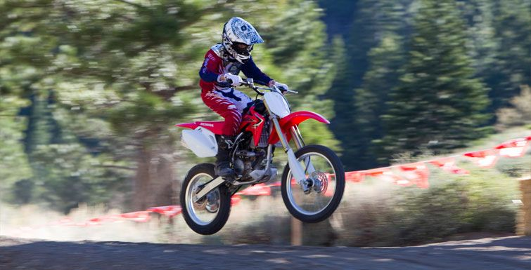 2017 Honda CRF150R Expert in Lewiston, Maine