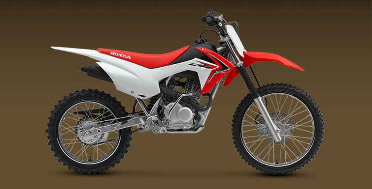 2017 Honda CRF125F (Big Wheel) in Elizabeth City, North Carolina