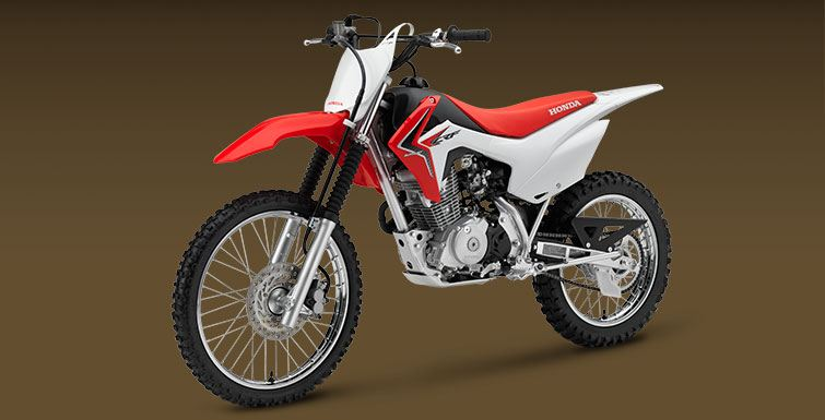 2017 Honda CRF125F (Big Wheel) in Dallas, Texas