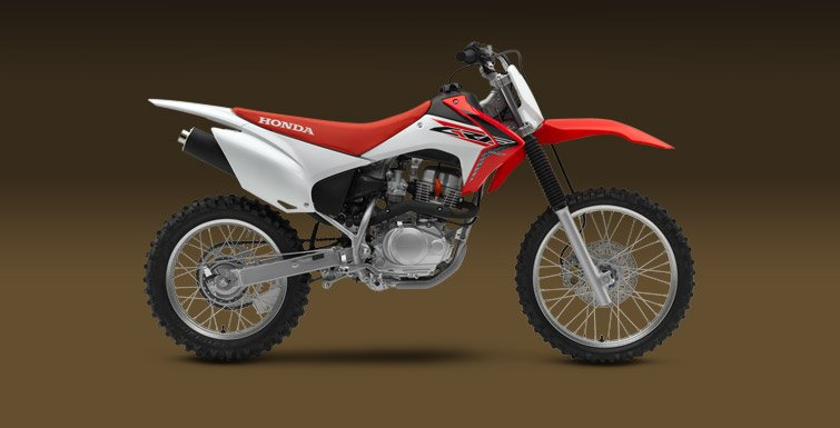 2017 Honda CRF150F in Hollister, California