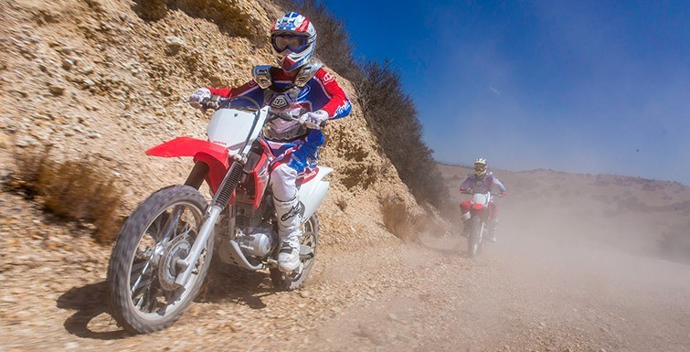 2017 Honda CRF150F in Corona, California