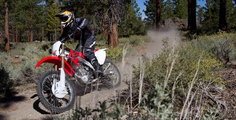 2017 Honda CRF250X in Grass Valley, California