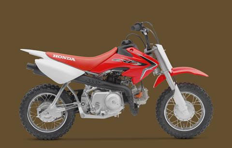 2017 Honda CRF50F in Fremont, California