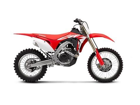 2017 Honda CRF450RX in Davenport, Iowa