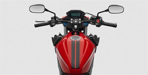 2017 Honda CB500F ABS in New Bedford, Massachusetts
