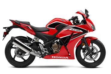 2017 Honda CBR300R ABS in Fairfield, Illinois