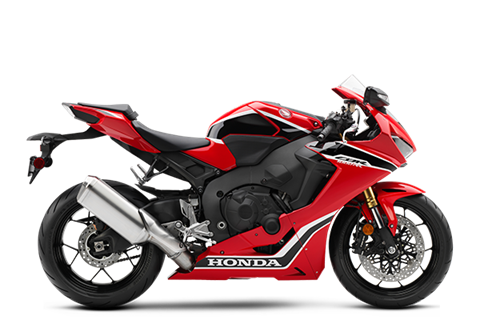 2017 Honda CBR1000RR in Phillipston, Massachusetts