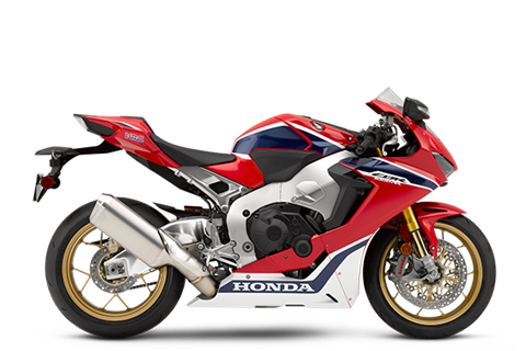 2017 Honda CBR1000RR SP in Greenville, North Carolina
