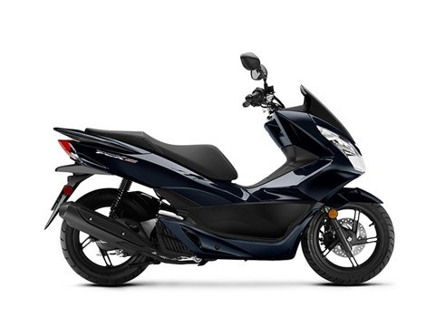 2017 Honda PCX150 in Redding, California