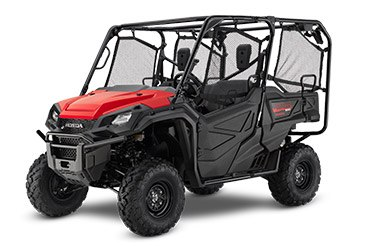 2017 Honda Pioneer 1000-5 Deluxe in Littleton, New Hampshire