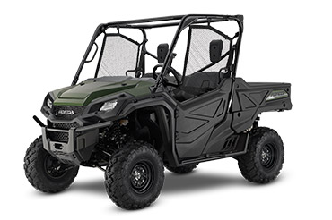 2017 Honda Pioneer 1000 in Rockwall, Texas