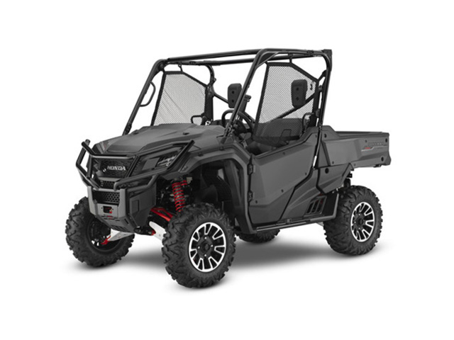 2017 Honda Pioneer 1000 LE in Monroe, Michigan