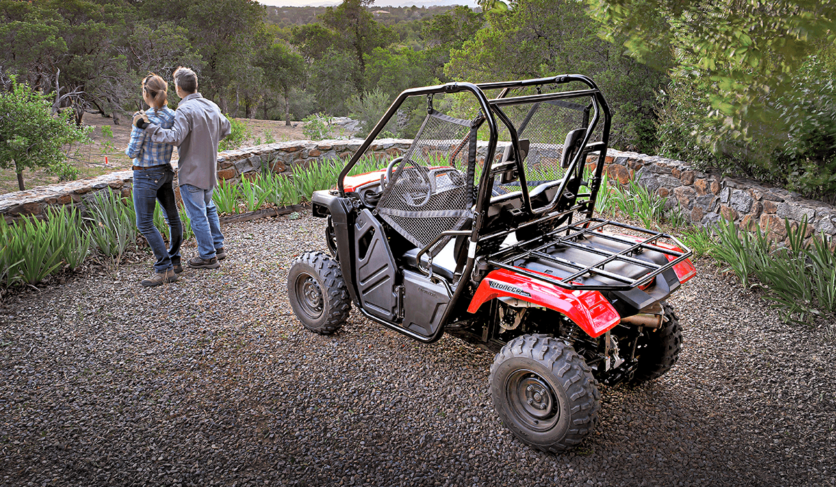 2017 Honda Pioneer 500 in Corona, California