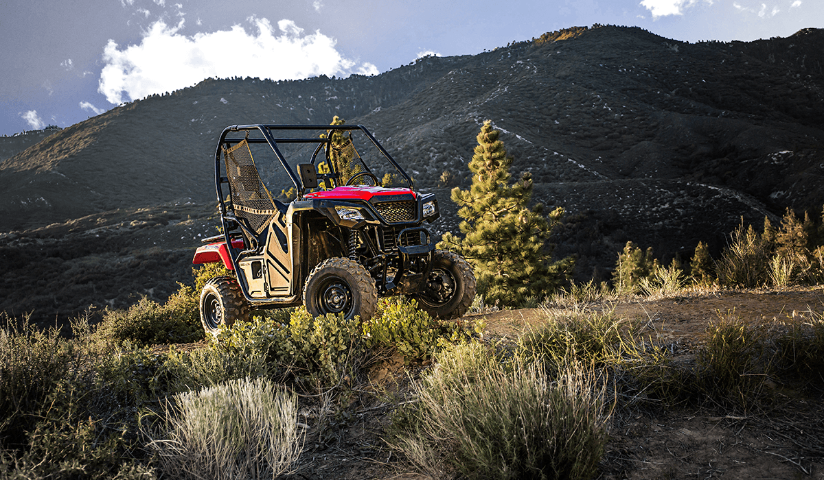 2017 Honda Pioneer 500 in Fort Pierce, Florida