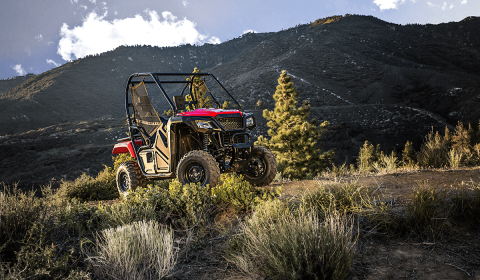 2017 Honda Pioneer 500 in Colorado Springs, Colorado