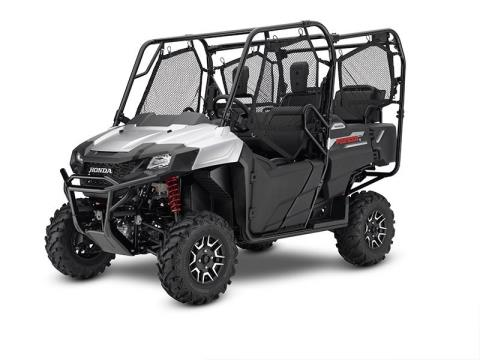 2017 Honda Pioneer 700-4 Deluxe in Jonestown, Pennsylvania