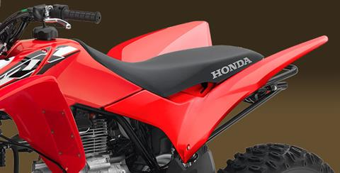 2018 Honda TRX250X in Monroe, Michigan