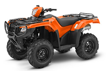 2018 Honda FourTrax Foreman Rubicon 4x4 EPS in Petersburg, West Virginia