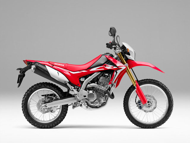 2018 Honda CRF250L ABS in Monroe, Michigan