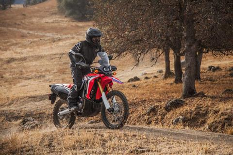 2018 Honda CRF250L Rally ABS in Monroe, Michigan