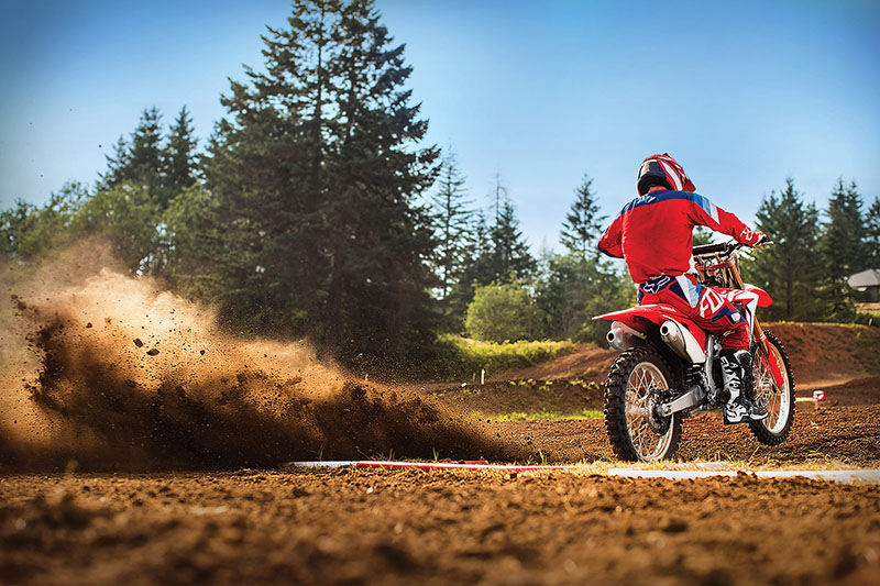 2018 Honda CRF250R in Monroe, Michigan