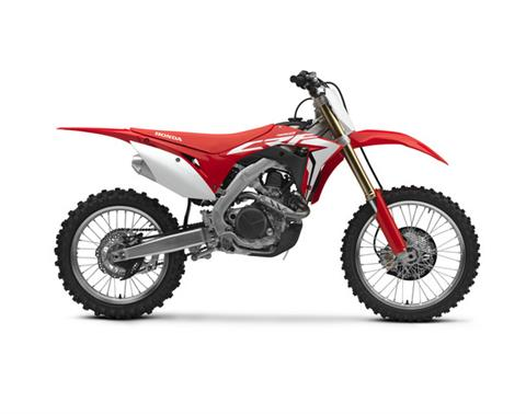 2018 Honda CRF450R in Laconia, New Hampshire