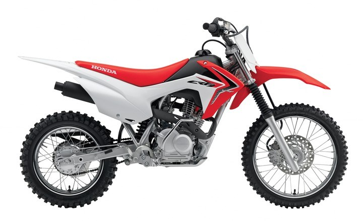 2018 Honda CRF125F in Corona, California