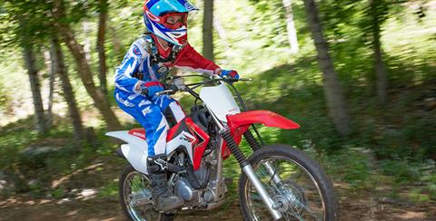 2018 Honda CRF125F (Big Wheel) in Chickasha, Oklahoma