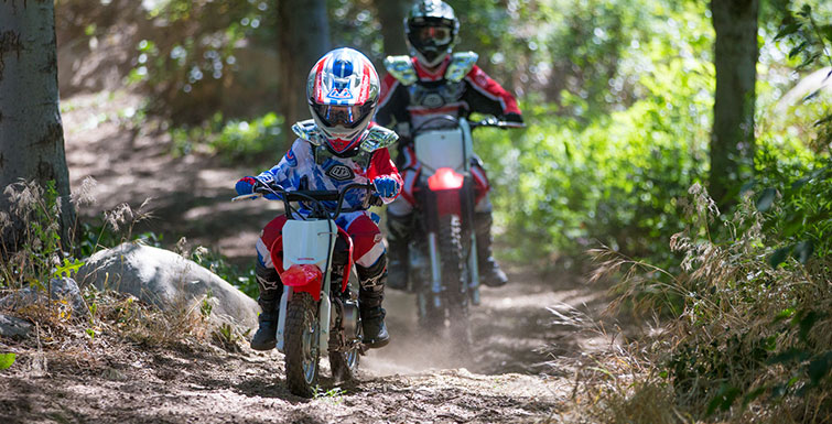 2018 Honda CRF50F in Laconia, New Hampshire