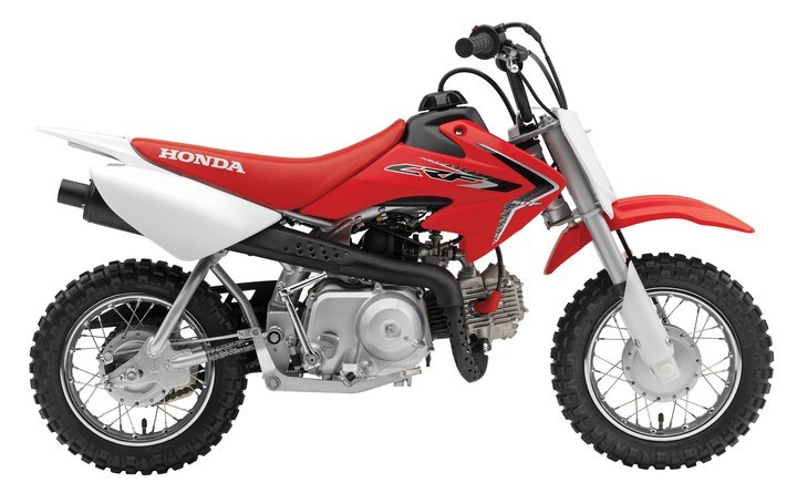 2018 Honda CRF50F in Danbury, Connecticut