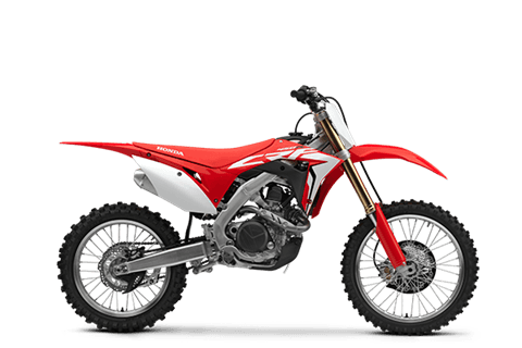 2018 Honda CRF450R in Gaylord, Michigan