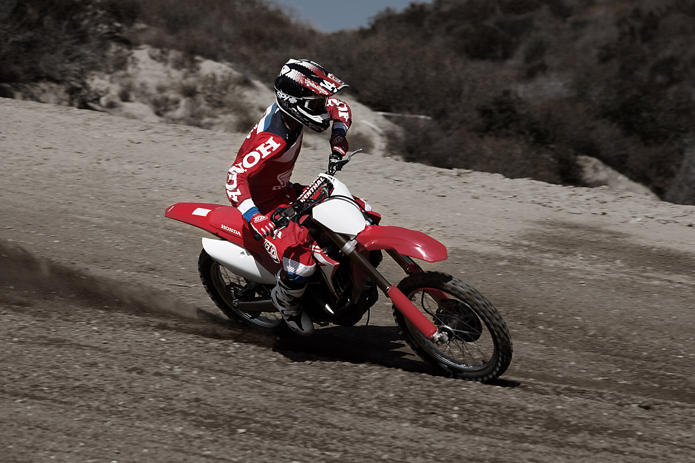 2018 Honda CRF450R in Phillipston, Massachusetts