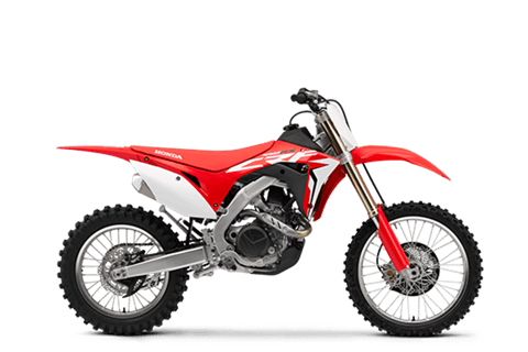 2018 Honda CRF450RX in Gaylord, Michigan