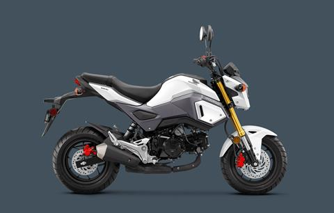 2018 Honda Grom in Mount Vernon, Ohio