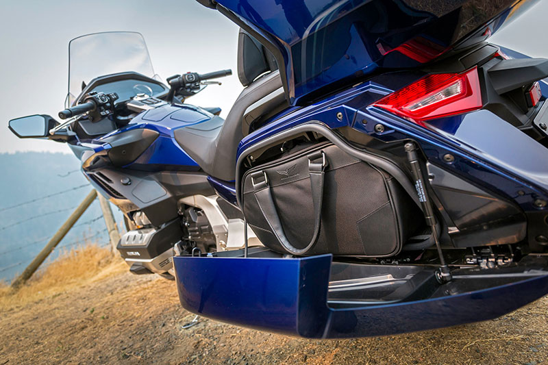2018 Honda Gold Wing Tour Automatic DCT in Hilliard, Ohio