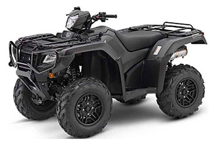 2019 Honda FourTrax Foreman Rubicon 4x4 Automatic DCT EPS Deluxe in Monroe, Michigan