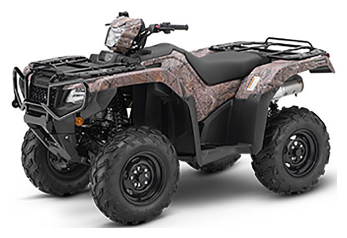 2019 Honda FourTrax Foreman Rubicon 4x4 EPS in Monroe, Michigan