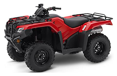 2019 Honda FourTrax Rancher 4x4 in Stuart, Florida