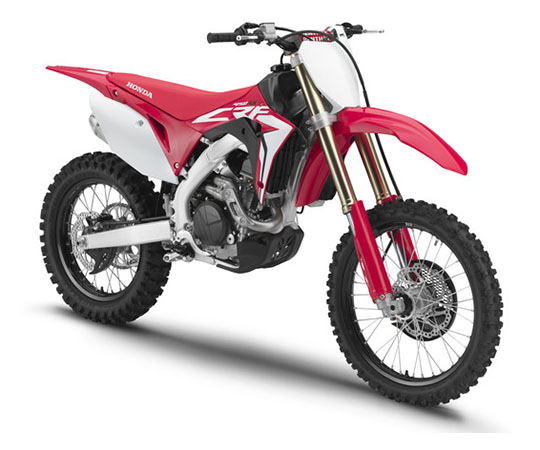 2019 Honda CRF450RX in Fremont, California - Photo 3