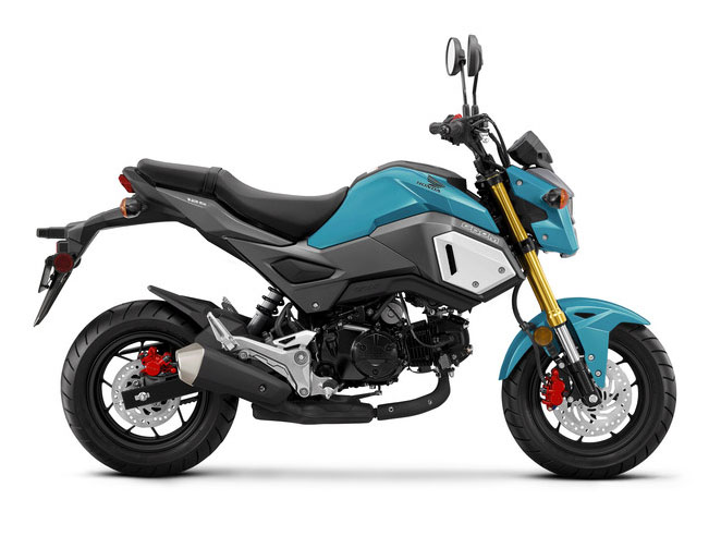 2019 Honda Grom in Monroe, Michigan