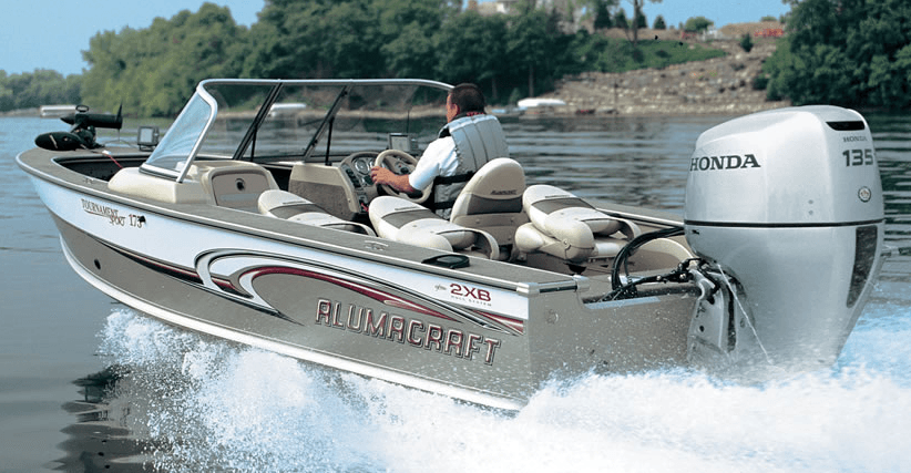 2017 Honda Marine BF135 L Type in Greenwood Village, Colorado