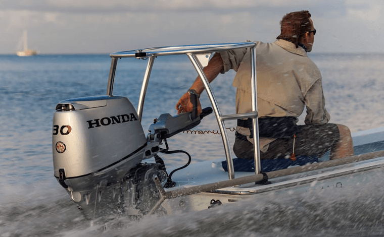 2017 Honda Marine BF30 L Type in Greenwood Village, Colorado