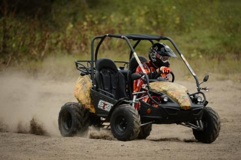 2015 Hammerhead Off-Road GTS 150 in Tyler, Texas