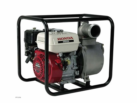 2011 Honda Power Equipment WB30XK2 in Long Island City, New York