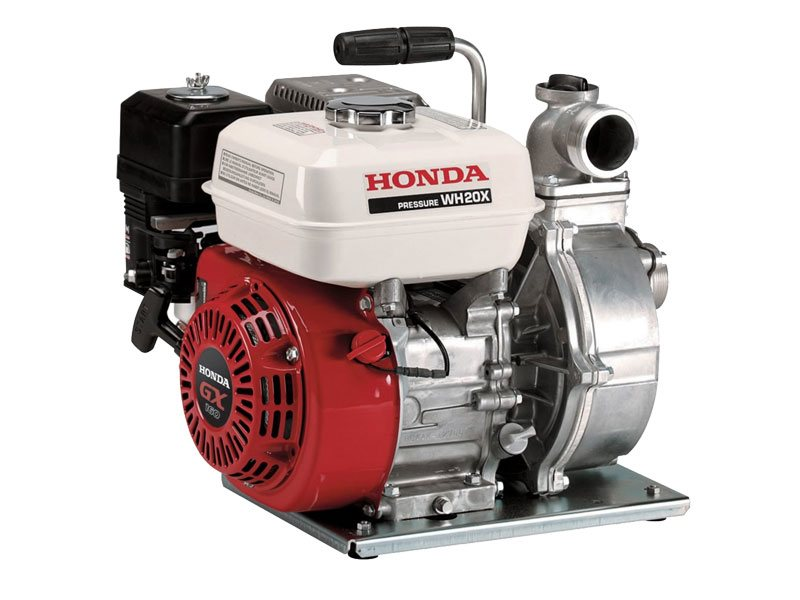 2015 Honda Power Equipment WH20 in Greeneville, Tennessee